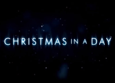 Christmas in a Day - the full film - directed by Kevin Macdonald