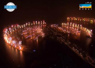 Dubai New Year 2014!
