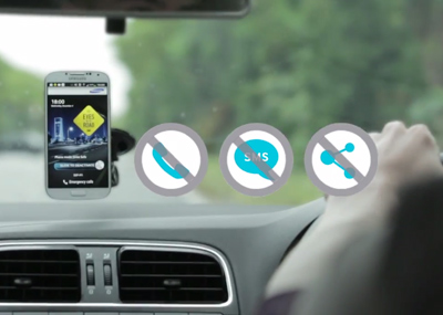 Samsung Eyes On The Road
