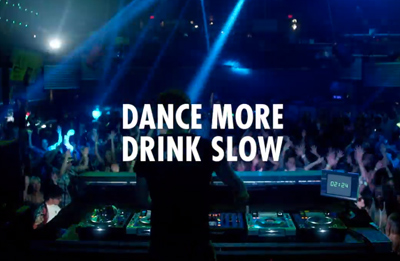 The Experiment | DANCE MORE DRINK SLOW