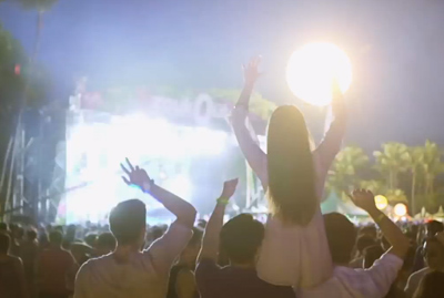 Sunrise - Powered by dance
