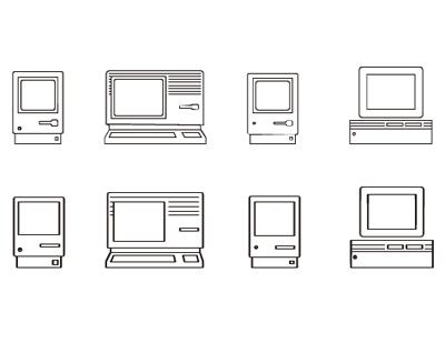 mac-icon font
