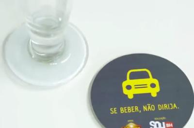Se beber, vá de táxi
