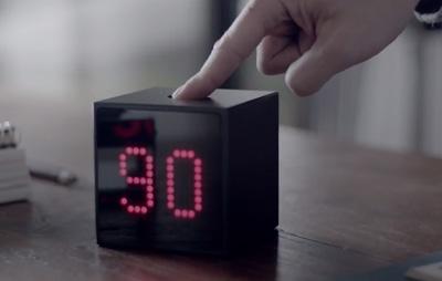 The Audi Test Drive Cube