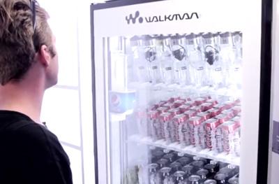 Sony - The Bottled Walkman