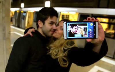 Lidl's Valentine Kiss