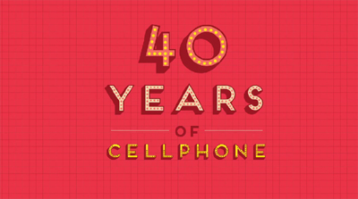 Fueled Presents: 40 Years of Cellphone