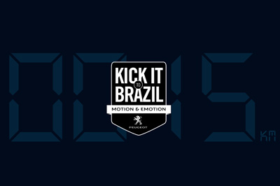 Kick it to Brazil