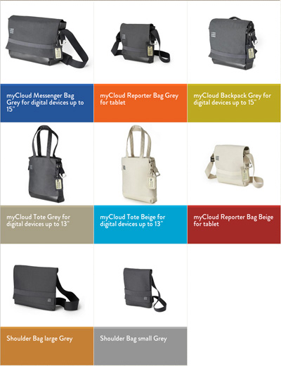 myCloud Bags