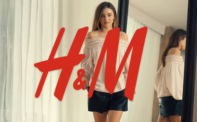 H&M Spring Fashion with Miranda Kerr