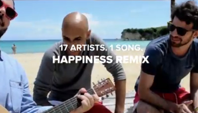 Coca-Cola Celebrates International Happiness Day with Happiness Remix