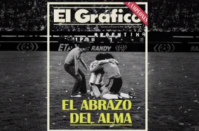 Historias de La Copa de Todos: El Abrazo del Alma.