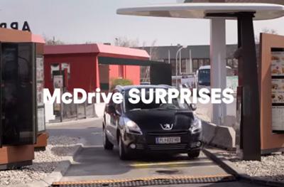 McDrive Surprise