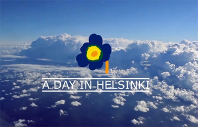One day in beautiful Helsinki