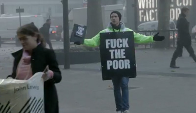Fuck The Poor?