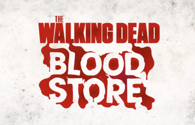 THE WALKING DEAD BLOODSTORE