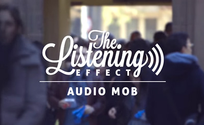 The Listening Effect Audio Mob by Cellularline