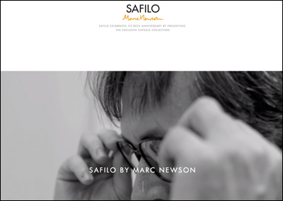 SAFILO by Marc Newson