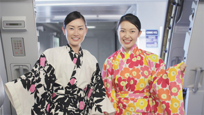 Celebrating Sakura Season with Finnair
