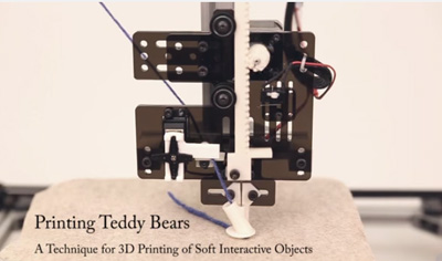 Printing Teddy Bears