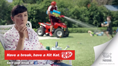 KIT KAT Break Rescue