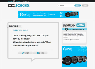 Funny Jokes | Comedy Central Jokes.com