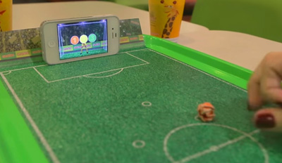 The Goal Screen