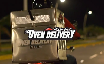 OVEN DELIVERY