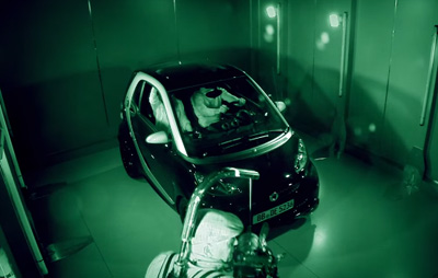 Guess the car - The blind test
