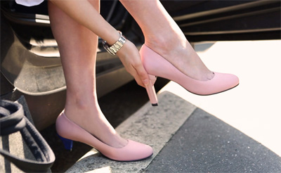 Alegory :Expect more from your shoes