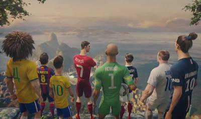 Nike Football The Last Game