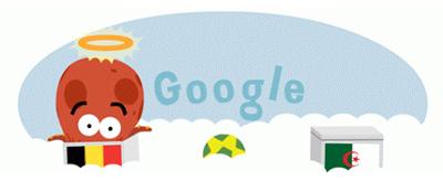 Google FIFAワールドカップ ベルギー アルジェリア