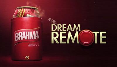BRAHMA Dream Remote