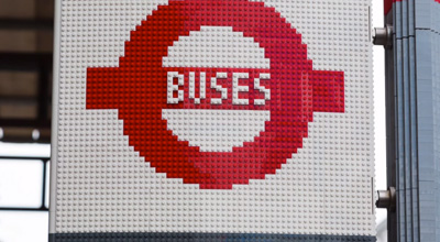 london buses 60th lego