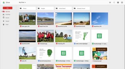 Meet the new Google Drive