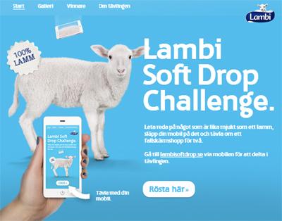 LAMBI SOFT DROP