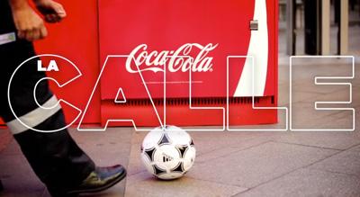 #SalyJuega Coca-Cola