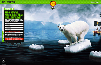 Shell & Lego - Stop Playing With The Arctic