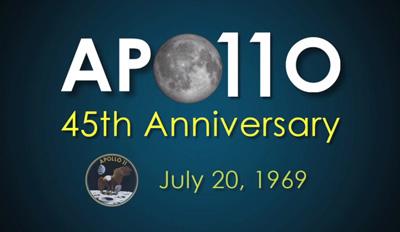 NASA Celebrates Apollo 11 45th Anniversary and Looks Forward to its Next Giant Leap
