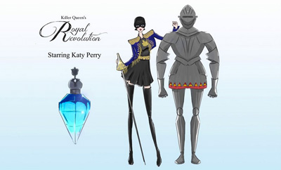 Katy Perry - Killer Queen's Royal Revolution