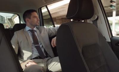 Centraal Beheer Achmea Commercial Self driving car