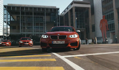 The Epic Driftmob feat. BMW M235i