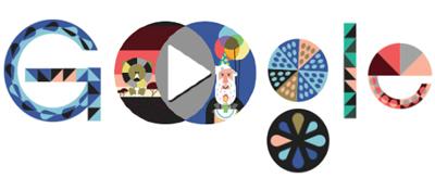 Google イギリスの論理学者ジョン・ベン生誕180周年を記念したロゴに!