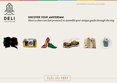 DELI Amsterdam -  Discover your Amsterdam
