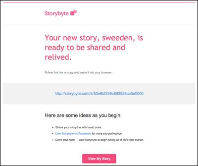 Storybyte