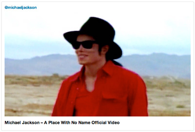 Michael Jackson – A Place With No Name Official Video