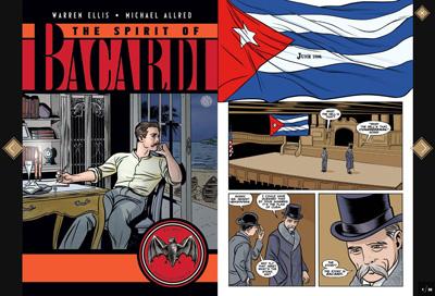 The Spirit of BACARDÍ — A Graphic Novel