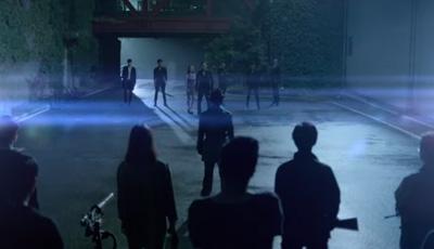 The Light Before Vampires