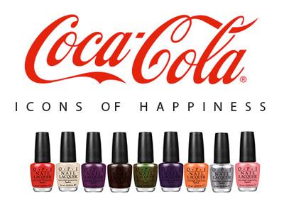 OPI : Coca-Cola Collection