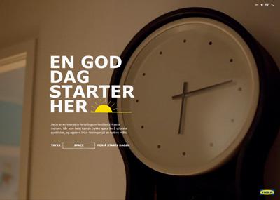 IKEA - Where a Good Day Starts